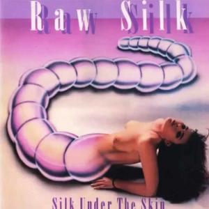 RAW SILK - SILK UNDER THE SILK (REISSUE 2018, LTD EDITION 500 COPIES, REMASTERED INCL. LYRICS) LP (NEW)
