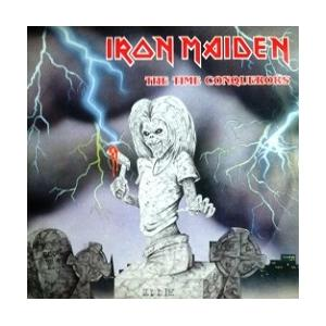 IRON MAIDEN - THE TIME CONQUERORS (LIVE IN PALASPORT 1981, FEAT. DIANNO, GATEFOLD) 2LP