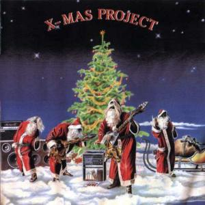 X-MAS PROJECT - SAME (MEMBERS OF RAGE. FACT. HOLY MOSES...) CD