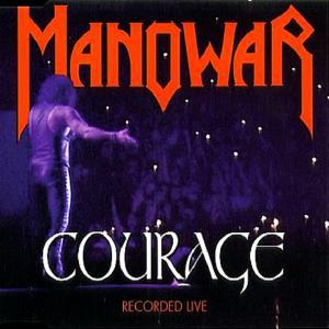 MANOWAR - COURAGE LIVE CD