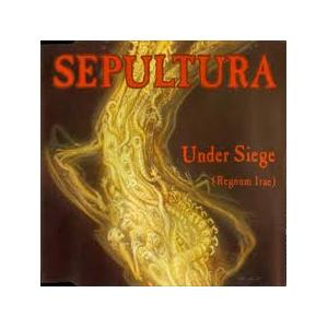 "SEPULTURA - UNDER SIEGE 12"" LP"