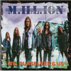 MILLION - WE, OURSELVES & US (FIRST JAPAN EDITION+OBI) CD
