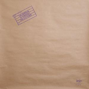 LED ZEPPELIN - IN THROUGH THE OUT DOOR (JAPAN EDITION +OBI, PAPER BAG OUTSIDE) LP