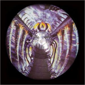 "SINDROME - INTO THE HALLS OF EXTERMINATION (LTD EDITION 250 COPIES PICTURE DISC) 12"" LP"