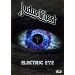 JUDAS PRIEST - ELECTRIC EYE DVD