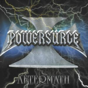POWERSURGE - AFTERMATH CD (NEW)