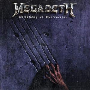 MEGADETH - SYMPHONY OF DESTRUCTION (JAPAN EDITION) CD'S