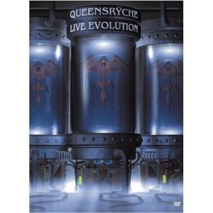 QUEENSRYCHE - LIVE EVOLUTION DVD