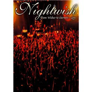 NIGHTWISH - FROM WISHES TO ETERNITY LIVE DVD