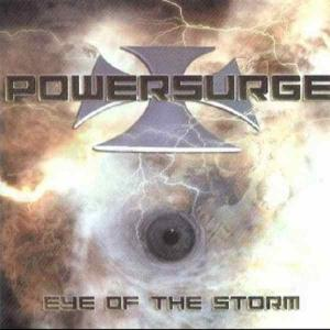 POWERSURGE - EYE OF THE STORM (19 RARE AND UNRELEASED SONGS) CD (NEW)