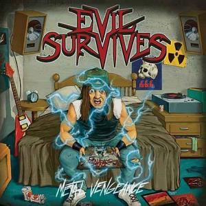 EVIL SURVIVES - METAL VENGEANCE CD