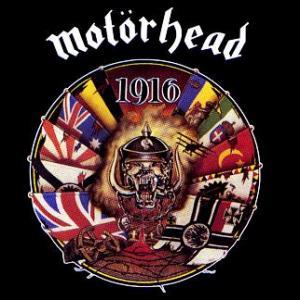 MOTORHEAD - 1916 (GREEK EDITION) LP