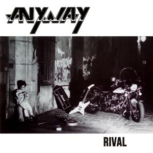 ANYWAY - RIVAL (LTD EDITION 500 COPIES +10 BONUS TRACKS) CD (NEW)