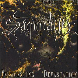 SAMMATH - VERWOESTING DEVASTATION CD