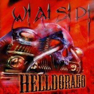 WASP - HELLDORADO (SPECIAL LTD EDITION 180GR COLOURED VINYL) LP (NEW)