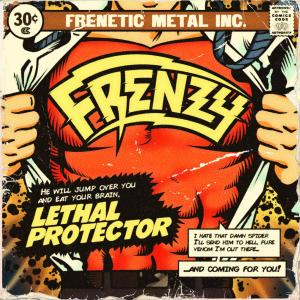FRENZY - LETHAL PROTECTOR CD (NEW)