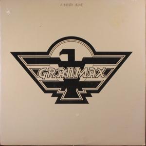 GRANMAX - A NINTH ALIVE (WHITE VINYL) LP