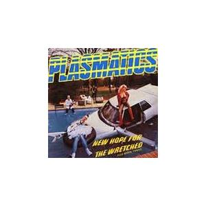 PLASMATICS - NEW HOPE FOR THE WRETCHED (JAPAN EDITION +OBI) LP