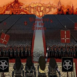 OMISSION - PIONEERS OF THE STORM CD (NEW)