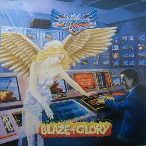 JACK STARR'S BURNING STARR - BLAZE OF GLORY (LTD EDITION 900 COPIES + 5 BONUS TRACKS) CD (NEW)
