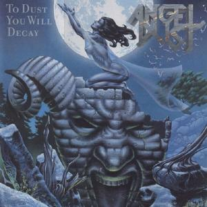 ANGEL DUST - TO DUST YOU WILL DECAY (LTD EDITION 100 COPIES, SPLATTER VINYL) LP (NEW)