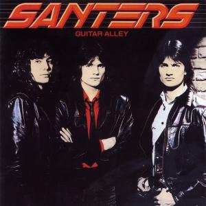 SANTERS - GUITAR ALLEY LP