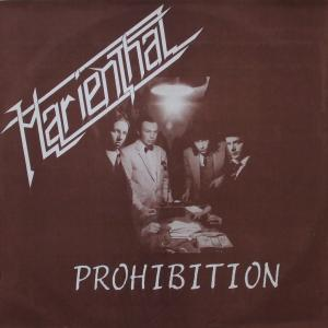 MARIENTHAL - PROHIBITION (LTD EDITION +5 BONUS TRACKS) CD (NEW)