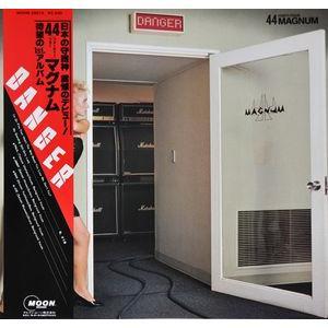 44 MAGNUM - DANGER (JAPAN EDITION, +OBI) LP