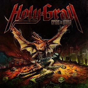 HOLY GRAIL - CRISIS IN UTOPIA LP