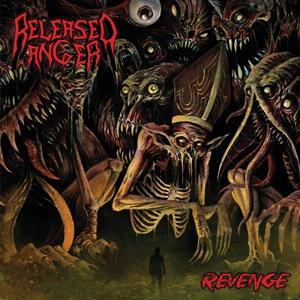 RELEASED ANGER - REVENGE (DIGIPAK) CD (NEW)