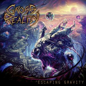 GROSS REALITY - ESCAPING GRAVITY CD (NEW)