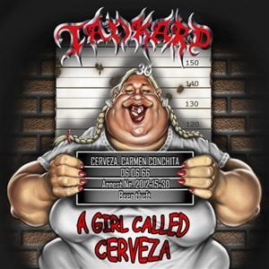 TANKARD - A GIRL CALLED CERVEZA (GATEFOLD LTD EDITION BLACK/CLEAR VYNIL) 2LP (NEW)