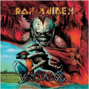 IRON MAIDEN - VIRTUAL XI (REISSUE 2017, 180GR VINYL, GATEFOLD) 2LP (NEW)