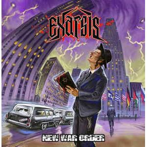 EXARSIS - NEW WAR ORDER (LTD NUMBERED EDITION 300 COPIES PURPLE VINYL) LP (NEW)