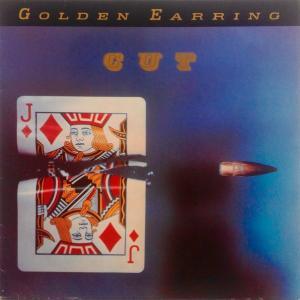 GOLDEN EARRING - CUT LP