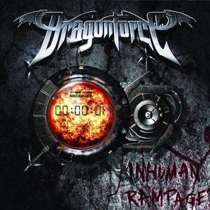 DRAGONFORCE - INHUMAN RAMPAGE CD (NEW)
