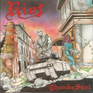 RIOT - THUNDERSTEEL (U.S.A. EDITION) CD