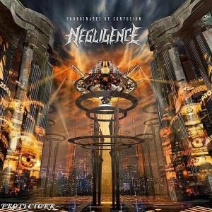 NEGLIGENCE - COORDINATES OF CONFUSION CD (NEW)