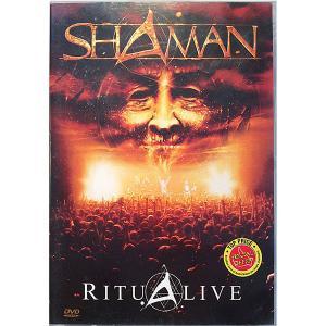 SHAMAN - RITUALIVE DVD