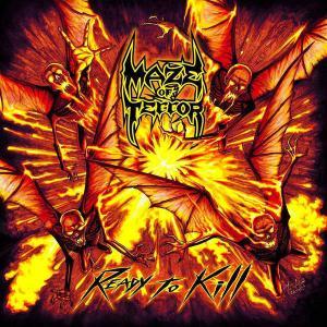 MAZE OF TERROR - READY TO KILL CD (NEW)