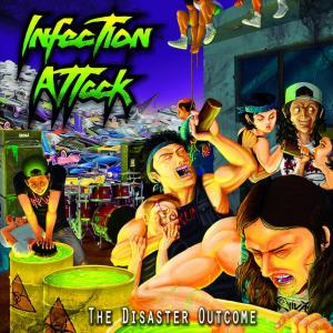 INFECTION ATTACK - THE DISASTER OUTCOME CD (NEW)