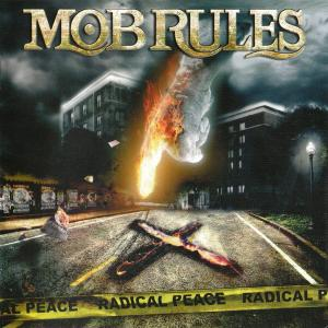 MOB RULES - RADICAL PEACE (LTD EDITION +BONUS VIDEO) CD (NEW)