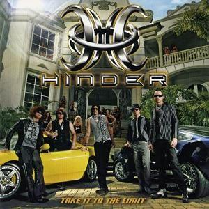 HINDER - TAKE IT TO THE LIMIT (JAPAN EDITION, +OBI) CD
