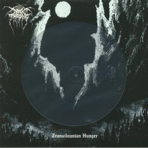 DARKTHRONE - TRANSILVANIAN HUNGER (LTD EDITION PICTURE DISC, DIE CUT SLEEVE, SMALL BEND ON CORNER) LP (NEW)