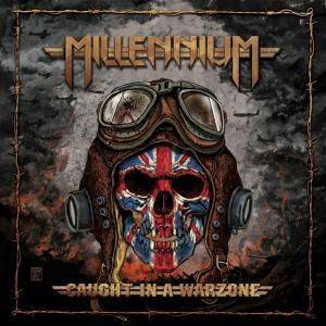 MILLENNIUM - CAUGHT IN A WARZONE CD (NEW)