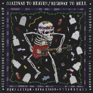 V/A - STAIRWAY TO HEAVEN/HIGHWAY TO HELL (GORKY PARK, SKID ROW, SCORPIONS, OZZY...) LP