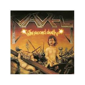 VAVEL - THE SECOND DEATH (LTD EDITION 500 COPIES) LP (NEW)
