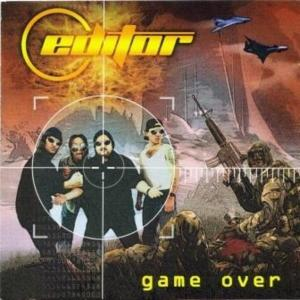 EDITOR - GAME OVER CD (NEW)