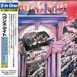 HEAVENS GATE - IN CONTROL/OPEN THE GATE AND WATCH! (JAPAN EDITION SLIPCASE +OBI INCL. BONUS MLP) CD