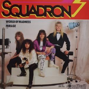 """SQUADRON/PLAYMATE - SPLIT 12"""" LP"""